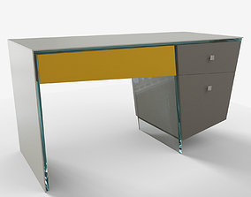 3D model writing-table