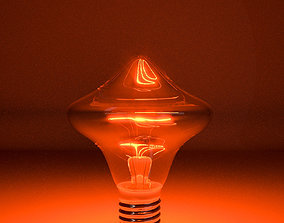 photorealistic Tungsten lamp model-8