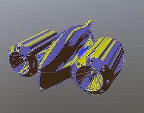 Toon Pro Generator 3D model
