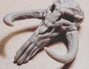 Mythosaur Skull 3D printable model mandalorian