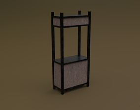 Trade stand 04 R 3D model