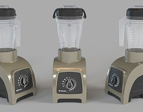 3D model Vitamix S55 Personal Blender