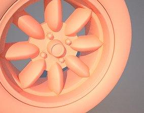 Chevy Yenko wheel printable