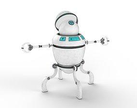 3D model Rob 3000