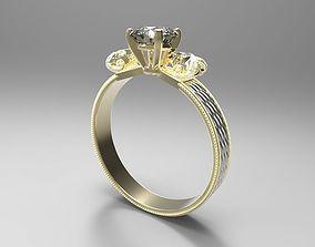 ring 2kozel 3D print model