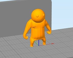 3D printable model Gang Beasts