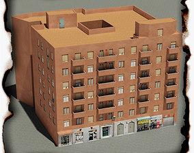3D asset realtime Building