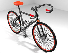 Bicycle - Racng 3D