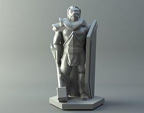 Priest 3D printable model