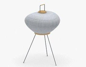 3D asset 1460 - Floor Lamp