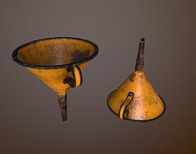Funnel V2 3D asset