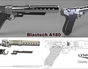 3D print model Starwars Blastech A180t
