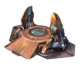 3D Lost Ancient Civilization - Transfer Point 02