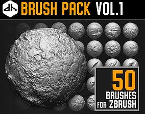 3D Brush Pack Vol 1