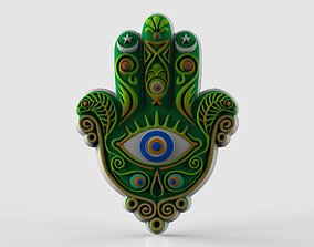 The Hand of Fatima 3D printable model