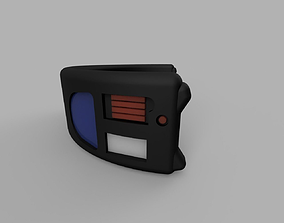 3D print model Lobot headgear Star Wars