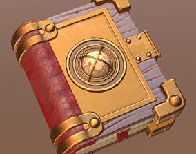 Travelers Diary 3D model
