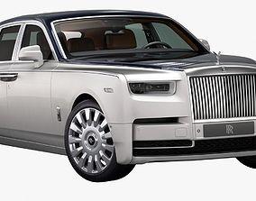 2018 Rolls-Royce Phantom 3D