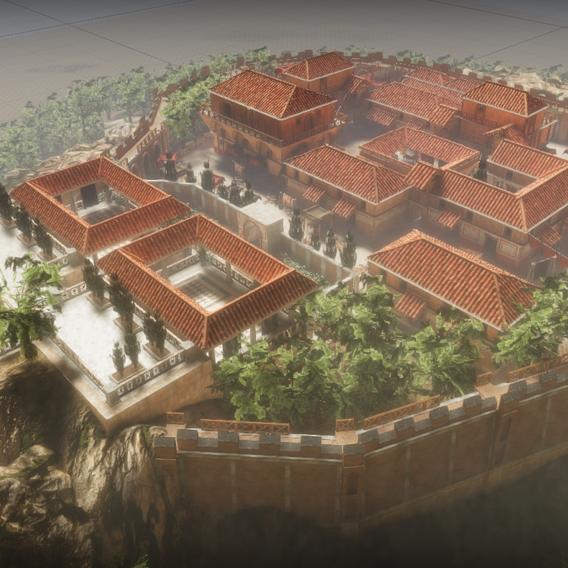 Roman City Set