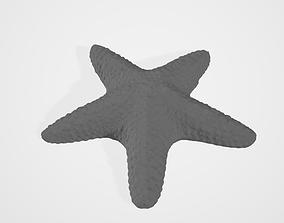 3D print model starfish two type