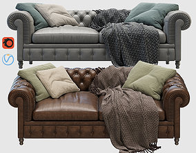 Sofa Chester One 3D