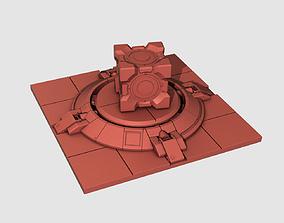 3D print model Super Button Portal 2