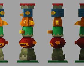 Lupites Lava - Super Hyen 3D asset