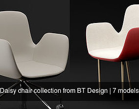 3D Daisy chair collection from BT Design