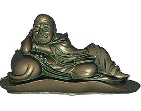 3D print model 3D asset VR / AR ready Maitreya art