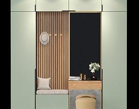 3D hall furniture 53