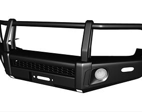 3D model ARB Summit Bull Bar Toyota 4Runner