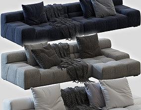 italia Tufty-Time Sofa 3D model