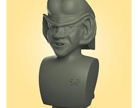 3D printable model Nog - Star Trek Deep Space Nine