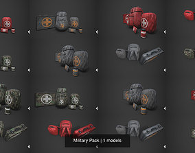 Military Pack 3D