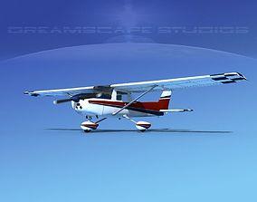 3D Cessna 150 Aerobat V05