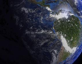 Earth 10k 3D