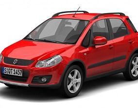 2011 Suzuki SX4 3D