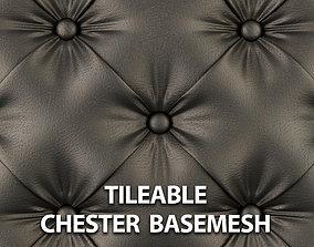 Tileable Chester Base 3D model