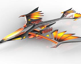 3D printable model Phoenix Realfredge Fighter