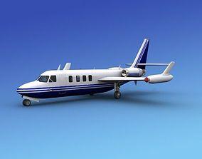 3D model IAI Westwind II V