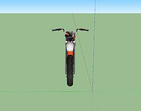 KTM Freeride 250R 3D model