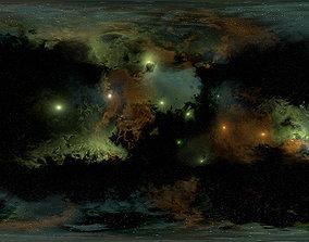Nebula Environment Map 3D model