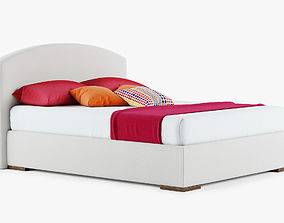 3D Bed Domingo by Milano Bedding