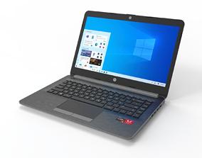 3D HP Laptop 14-CM0503SA