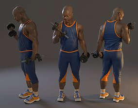 Fitness Male ABL 3140 0002 3D model