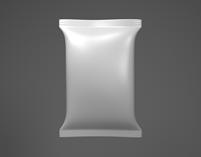 3D model Snack Package
