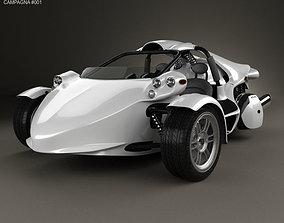 Campagna T-Rex 16S 2013 3D