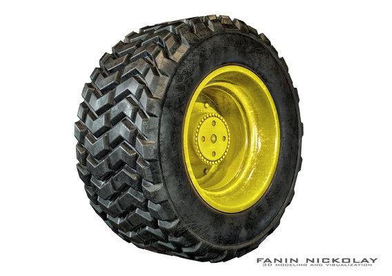 tires wheel