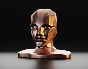 3D print model Interesting Head