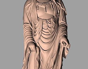 Chinese Sculpture Model 3D 3